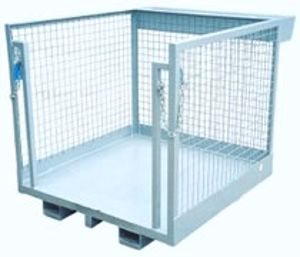 Picture of Forklift Order Picker Cage - Stock Picking Cage