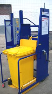 Picture of Manual Wheelie Bin Lifter
