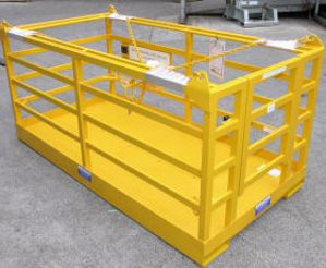 Picture of Crane Man Cage 4 Man (No Roof)