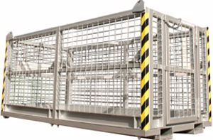 Picture of Crane Man Cages 6 Man (No Roof)