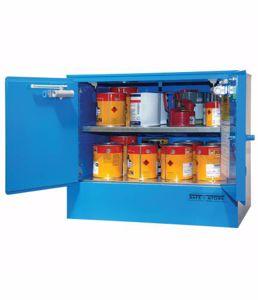 Picture of Corrosive Storage Cabinets (100 Litre)