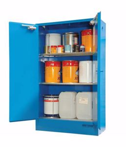 Picture of Corrosive Storage Cabinets (250 Litre) Double Door