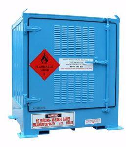 Picture of Relocatable Dangerous Goods Storage 820 Litre