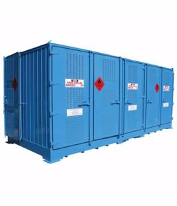 Picture of Relocatable Dangerous Goods Storage 16400 Litre