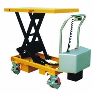 Picture of Electric Scissor Lift Trolley 500kg (Melbourne)