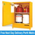 Picture of Heavy Duty Flammable Storage Cabinet 80 litres Melbourne