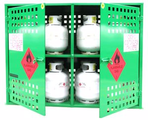 Picture of 16 x 9kg LPG Storage Cage