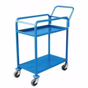 Picture of 2 Tier Order Picking Trolley 420mm x 900mm