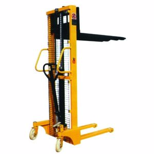 Picture of Manual Pallet Stacker 1000kg SWL 2.5m Height (Melbourne)