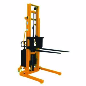 Picture of Semi Electric Powered Straddle Stacker 1500kg SWL (Melbourne)