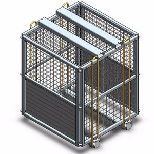 Picture of Block Cage / Brick Cage (Flat Packed)