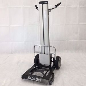 Picture of Aluminium Light Weight Trolley 120kg Option for forks or platform