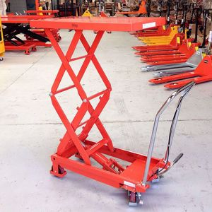 Picture of Double Scissor Table Lifter 350Kg Capacity