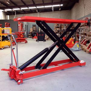Picture of Super Large Scissor Table Lifter 1000Kg Capacity