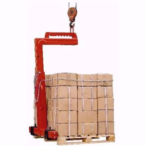 Picture of Pallet Hook Manual 2000kg Painted