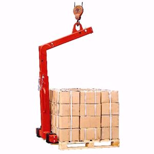 Picture of Crane Pallet Lifter 2 Tonne Self Level