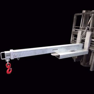Picture of Low Profile Forklift Jib Long Reach