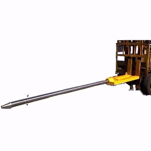 Picture of Carriage Mounted Roll Prong (Class II) - Dia 70mm, PL 2800mm